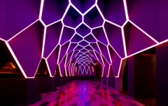 RGBW LED STRIP MULTICOLOR LED FOR TUNNEL